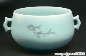 碗杯陶瓷激光打标