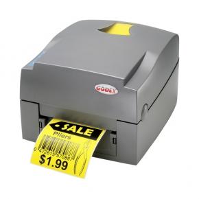 Godex EZ-1100Plus桌上型条码打印机珠宝标签不干胶标签