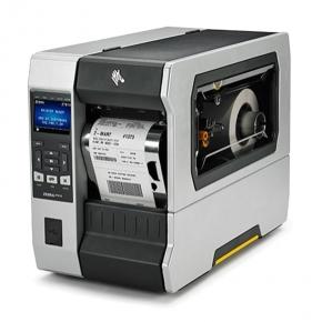 Zebra ZT610工业级条码打印机微小不干胶标签工厂批量