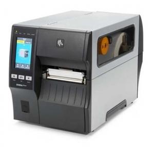 Zebra ZT411工业级RFID条码打印机带全彩触摸显示屏