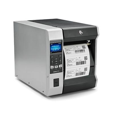 Zebra ZT620宽幅工业级条码打印机 高性能工业标签打印机